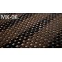 MIKKO Rattan medžiaga MK-03 spalva (grafitas), 1m pločio